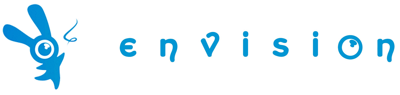 2envision logo horizontal text aligned